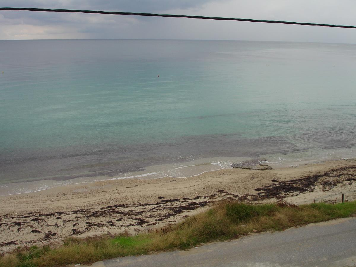 APANEMOS, Halkidiki-Kassandra, Greece - If you dream about a house on the Mediterranean coast, you probably imagine in dreams exciting and relaxing view of the sea ..