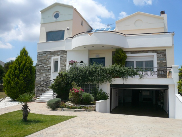 ATOFIO, Central Macedonia, Greece - villa for sale in Thessaloniki suburbs in Greece - Atofoto