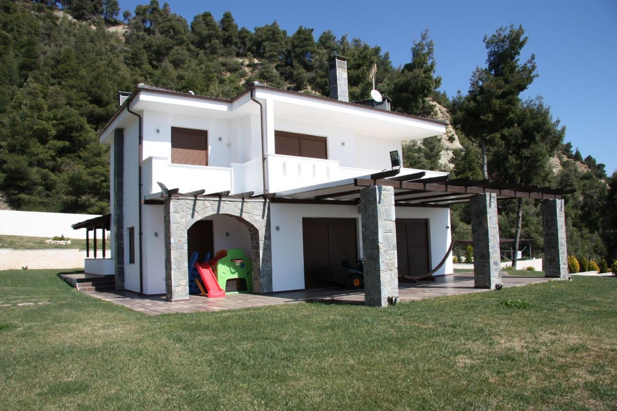 VILLA MAISTRALI, Halkidiki-Kassandra, Greece - exclusive villa for sale in Halkidiki Greece
