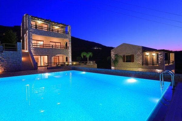 Medea, Crete, Greece - beautiful complex of vacation villas in Crete for sale