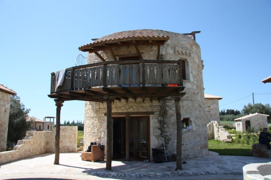 Odissey 3, Halkidiki-Kassandra, Greece - traditional stone houses for sale in Greece