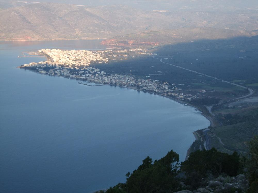 Itea, Peloponnisos, Greece - Land plot – first line to the sea for sale
