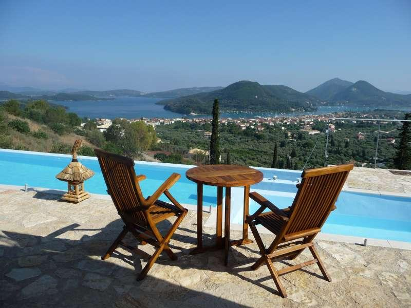 Nioli - Villa Dalia, Ionian Islands, Greece - new furnished villa for sale on the site of 7800m2