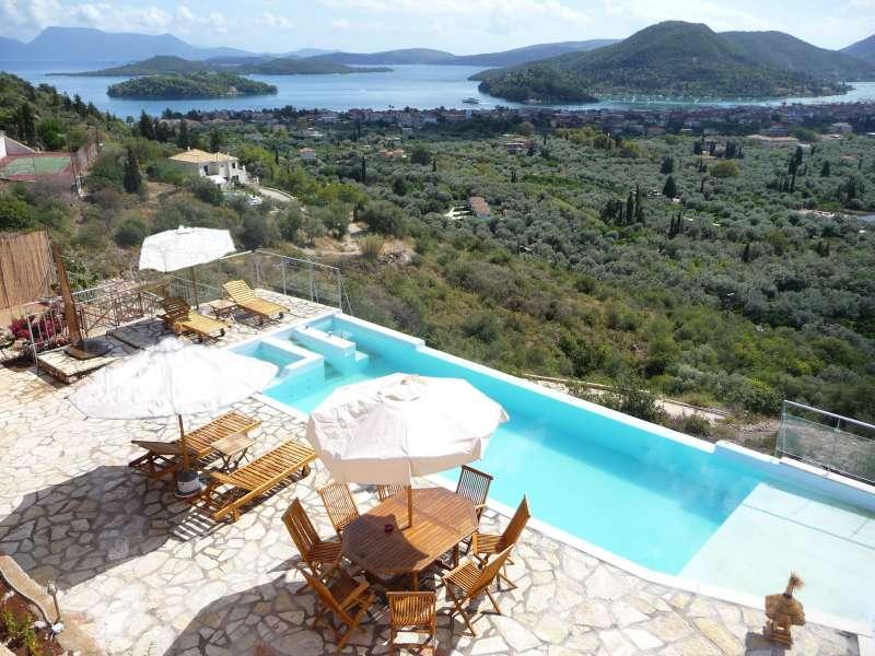 Nioli - Villa Lily, Ionian Islands, Greece - New prices for villas in the complex Niola (completly furnished and fully equipped)