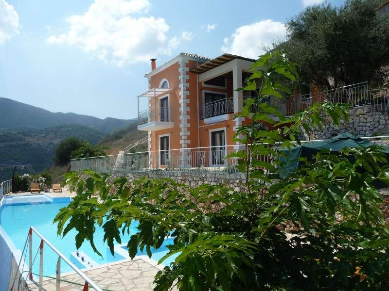 Nioli - Villa Olive, Ionian Islands, Greece - New prices for villas in the complex Niola (completly furnished and fully equipped)