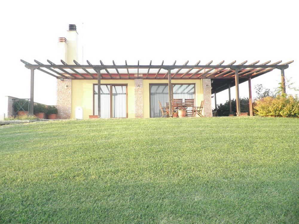 Villa Aggelia, Central Macedonia, Greece - holiday home or permanent residence with a garden on a large plot of 5300m2