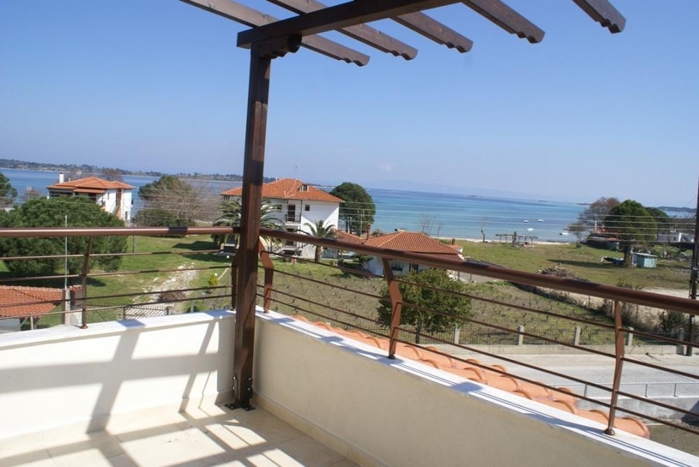 Kastor, Halkidiki-Sithonia, Greece - New townhouses with views of the sea  and Mount Athos