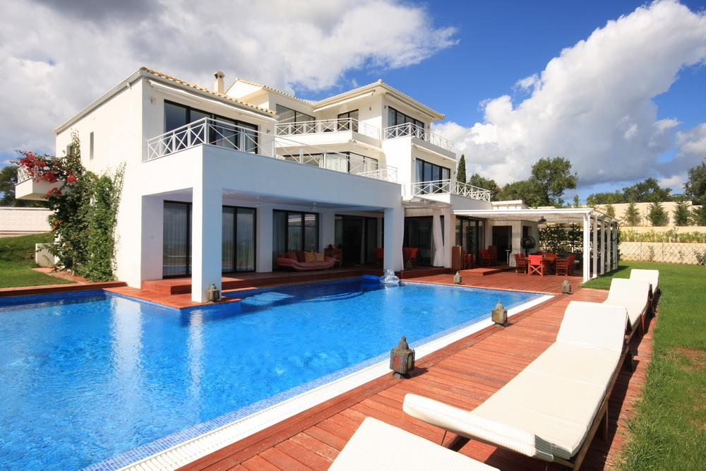 Villa Gea, Ionian Islands, Greece - Exclusive villa on the picturesque Corfu for recreation and residence