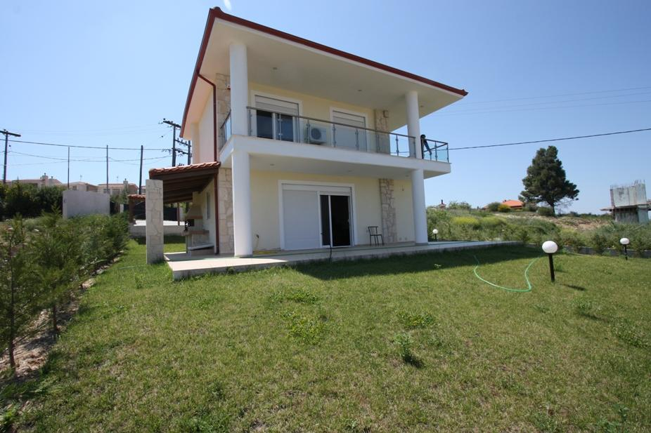 Kivotos 4, Halkidiki-Kassandra, Greece - complex of houses in a closed landscaped area for sale