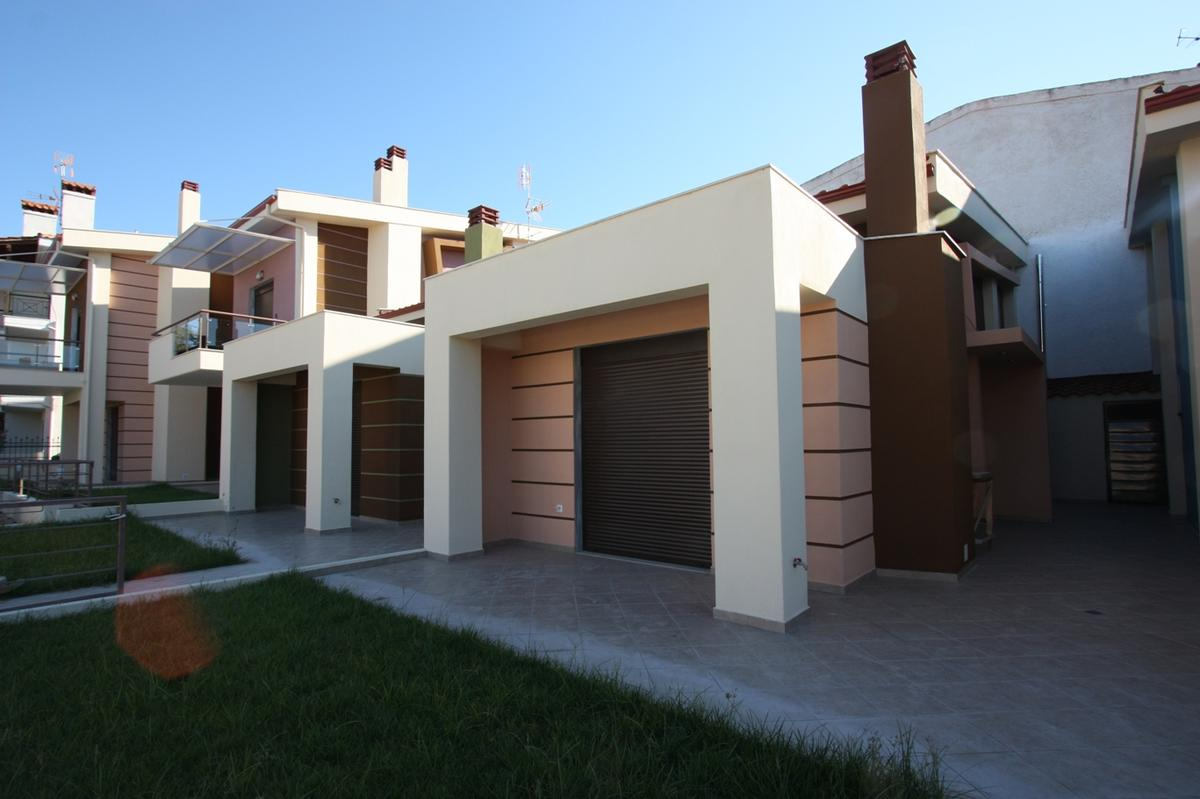 Tektoniko, Halkidiki-Sithonia, Greece - New house by the sea. All taxes are included