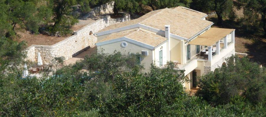 Вилла Касси, Ionian Islands, Greece - Beautifully decorated villa by the sea in one of the most beautiful places of Corfu. (Kerkyra).
