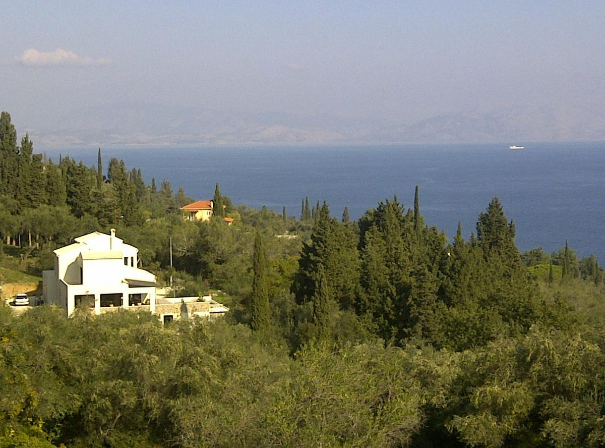 Villa Gasturi, Ionian Islands, Greece - A new, fully finished villa with stunning panoramic sea views