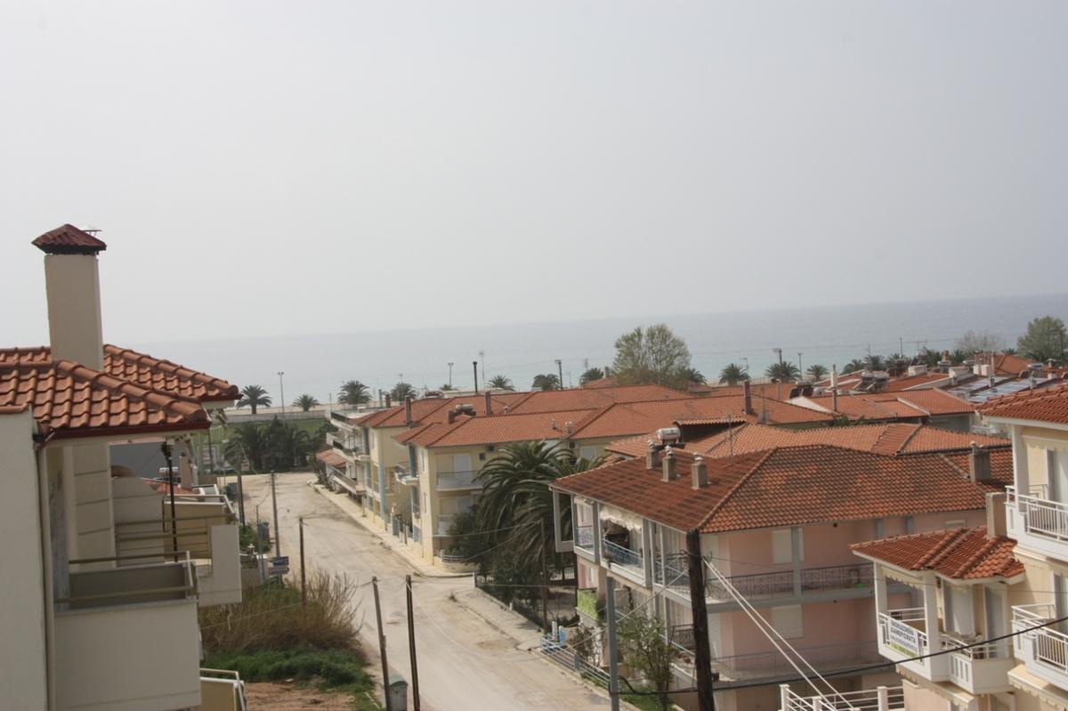 Iason, Halkidiki-Kassandra, Greece - The complex of holiday apartments by the sea for sale