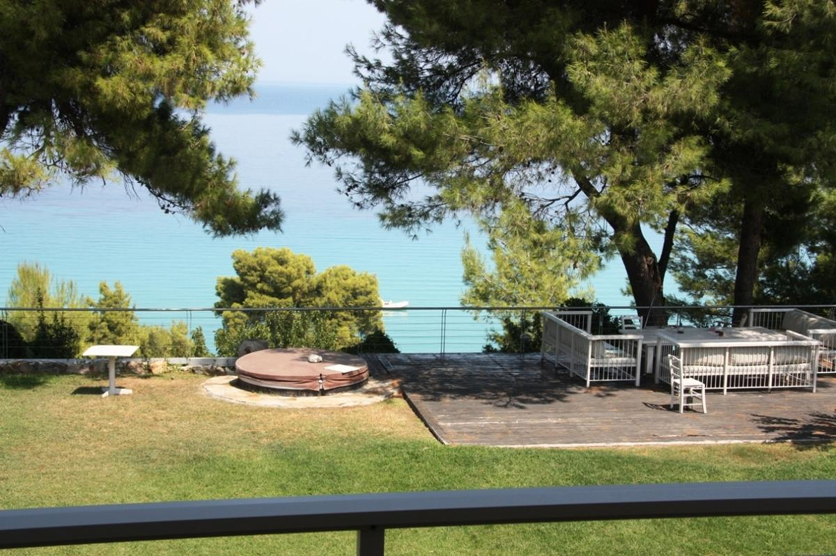 Kristallo, Halkidiki-Kassandra, Greece - Fully furnished house near the sea for a summer vacation in a beautiful place within walking distance from seaside village