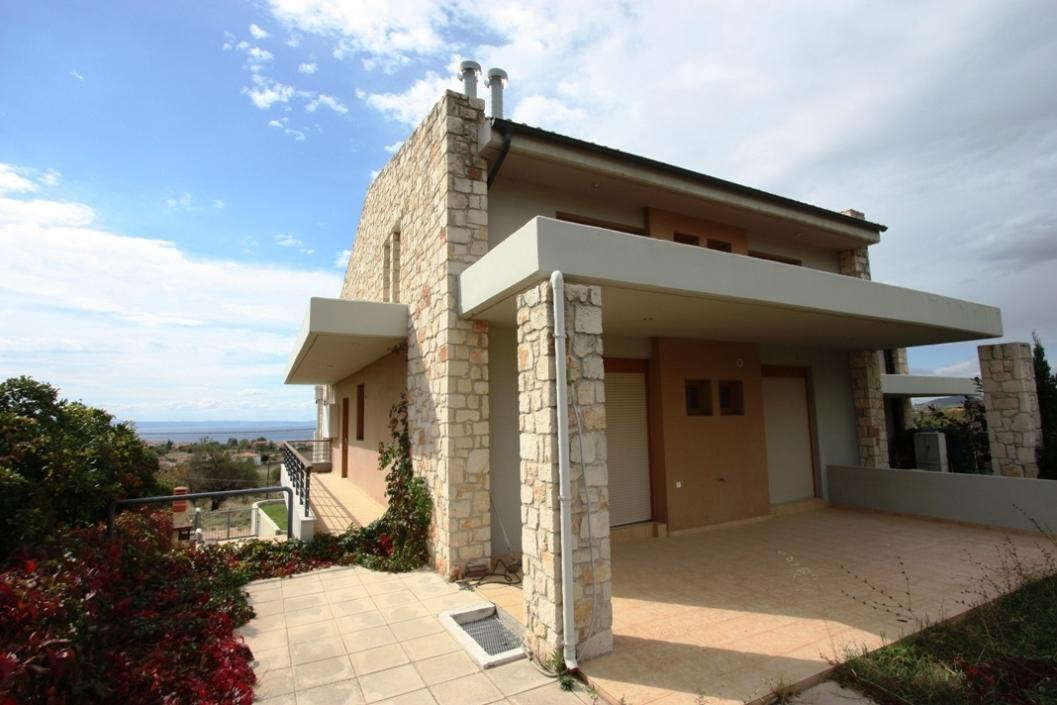 Kimino, Halkidiki-Sithonia, Greece - beautiful spacious apartment for the summer holidays of the large family