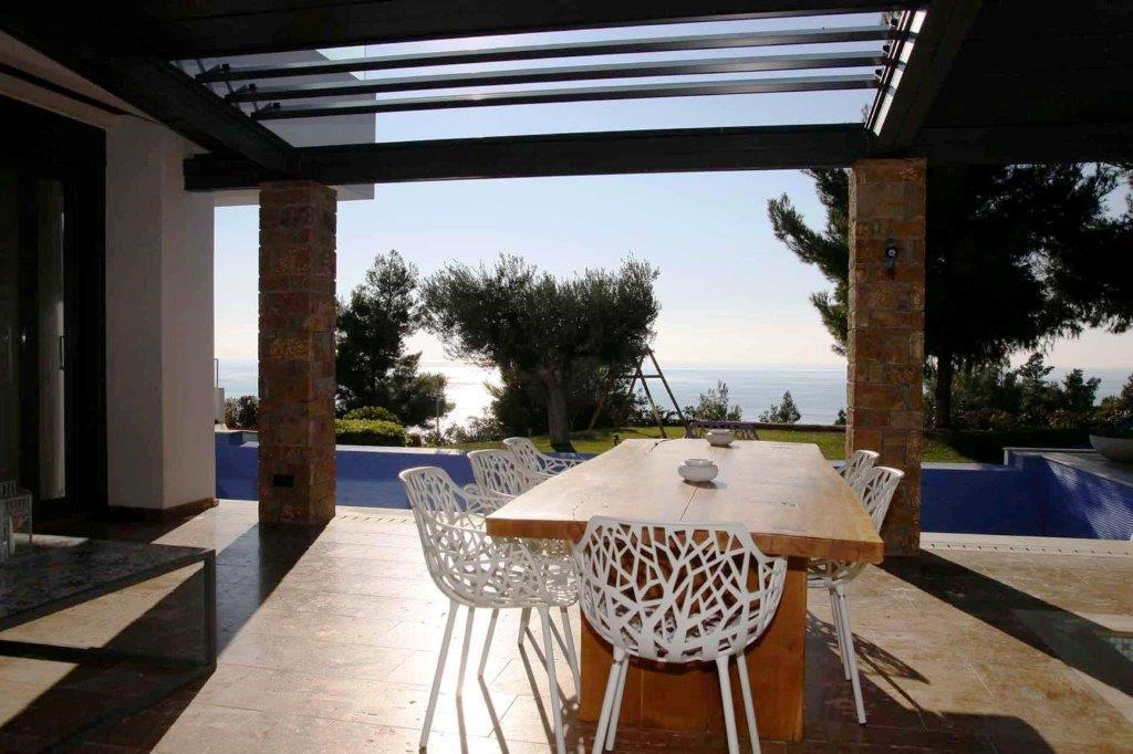 SMARAGDI, Halkidiki-Kassandra, Greece - complex of exclusive villas in amazingly beautiful place