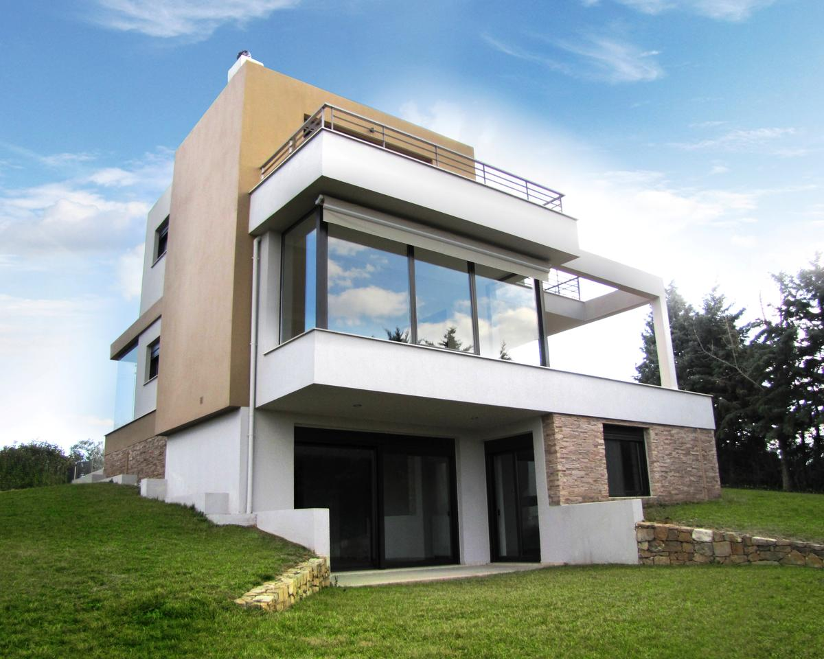 Anthos, Central Macedonia, Greece - Villa for permanent residence