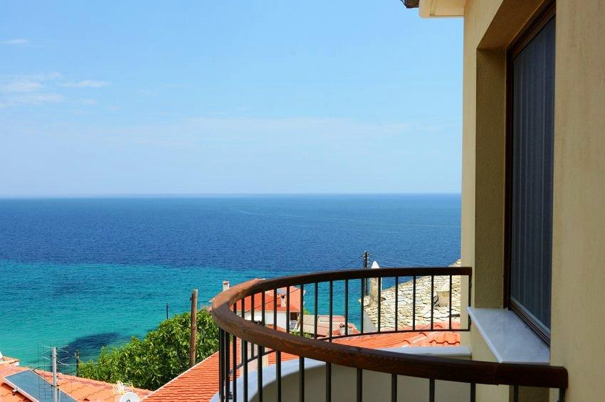 Velanidia, Northern Aegean Islands, Greece - House 100m from the beach, fully furnished