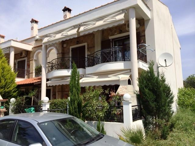 Anna, Halkidiki-Sithonia, Greece - house by the sea with all furniture and appliances