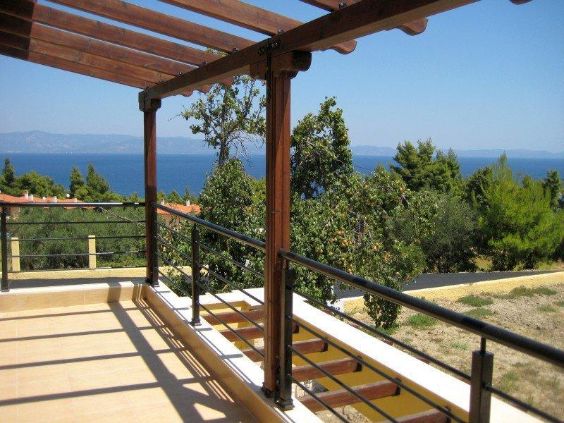 Aetos, Halkidiki-Kassandra, Greece - house by the sea for sale in Halkidiki, Greece