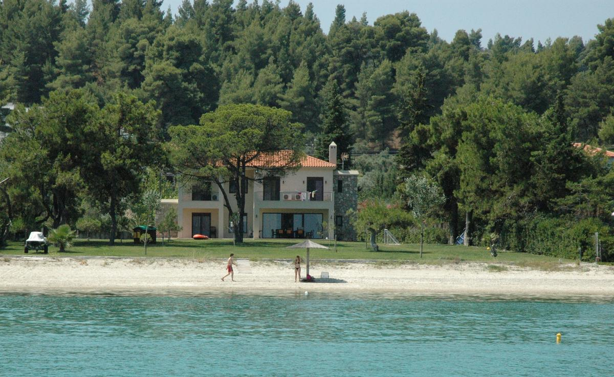 Villa Kassandra, Halkidiki-Kassandra, Greece - New luxury villa in the 1 line of the sea