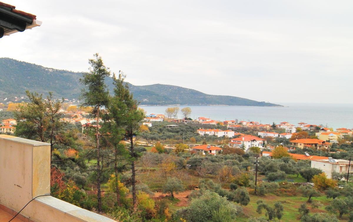 Erineas Plot, Northern Aegean Islands, Greece - beautiful plot for sale with panoramic views