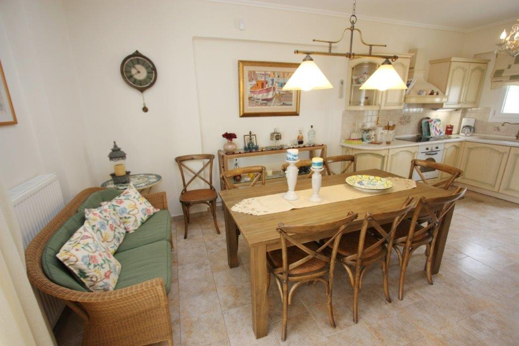 Artemis 1, Halkidiki-Kassandra, Greece - vacation house in the gated community with common pool for sale