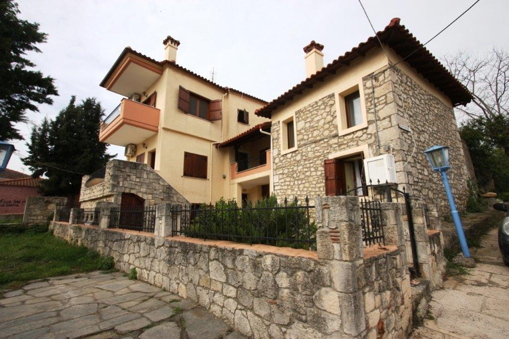 Sitari, Halkidiki-Kassandra, Greece - house for reconstruction
