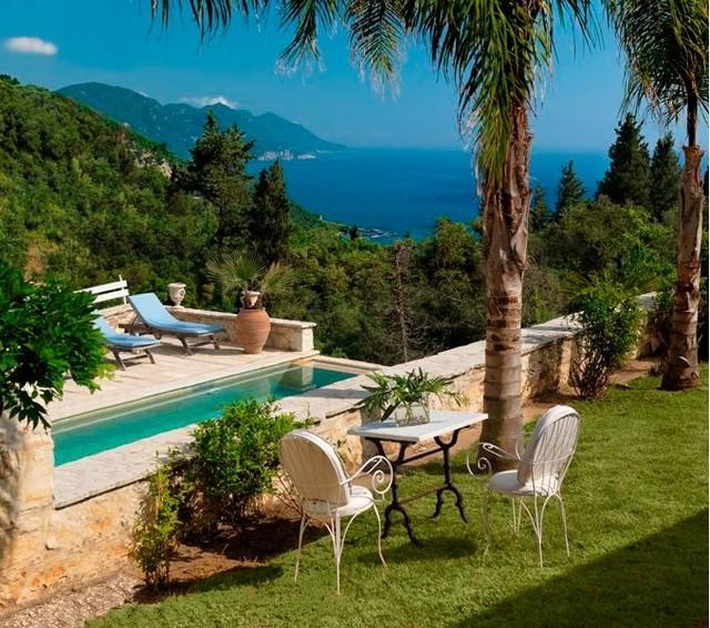 Villa Сecilia, Ionian Islands, Greece - Traditional Mediterranean style villa in Kassiopi