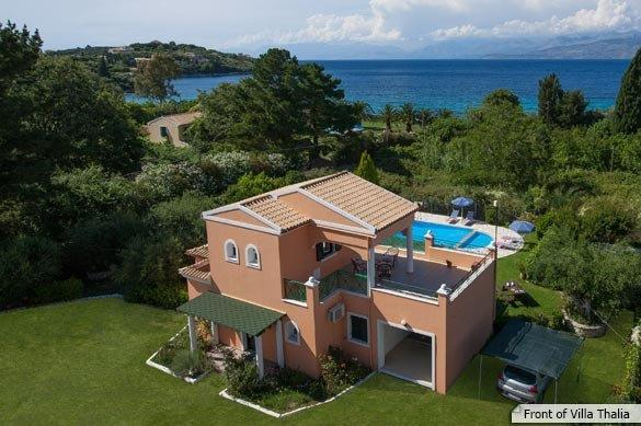 Thalia, Ionian Islands, Greece - great investment oportunity for summer rent on Corfu