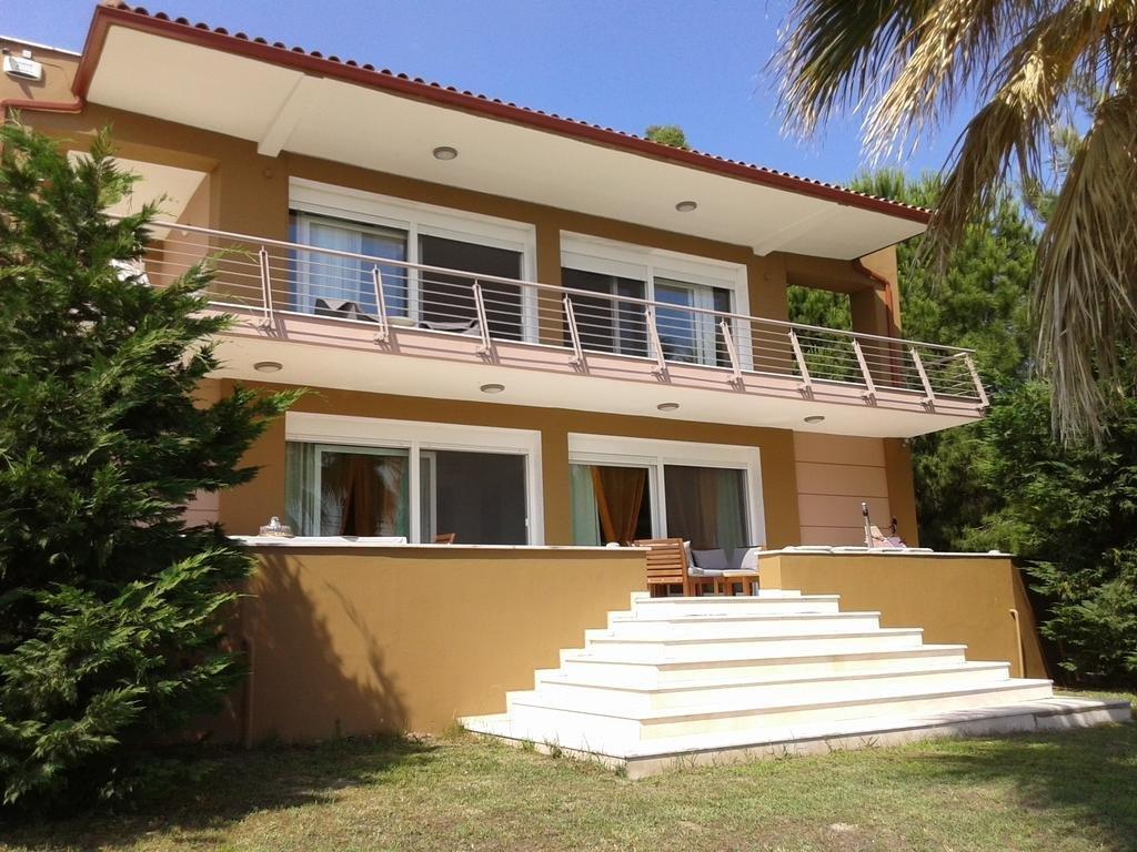 Villa Marilena, Halkidiki-Kassandra, Greece - villa with a pool and seaview