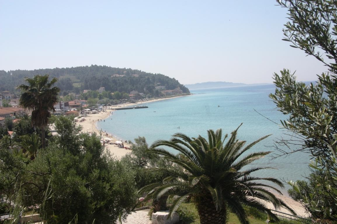 Siviri, Halkidiki-Kassandra, Greece - new villa with exit to the beach