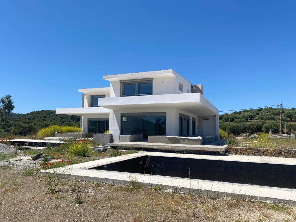 Analampi 1, Halkidiki-Kassandra, Greece - off-plan villa with the exit to the beach