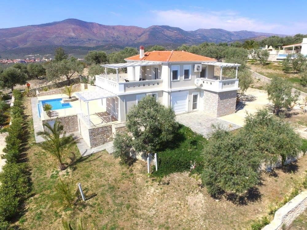 Kohili 2, Northern Aegean Islands, Greece - beautiful villa for sale in emerald island
