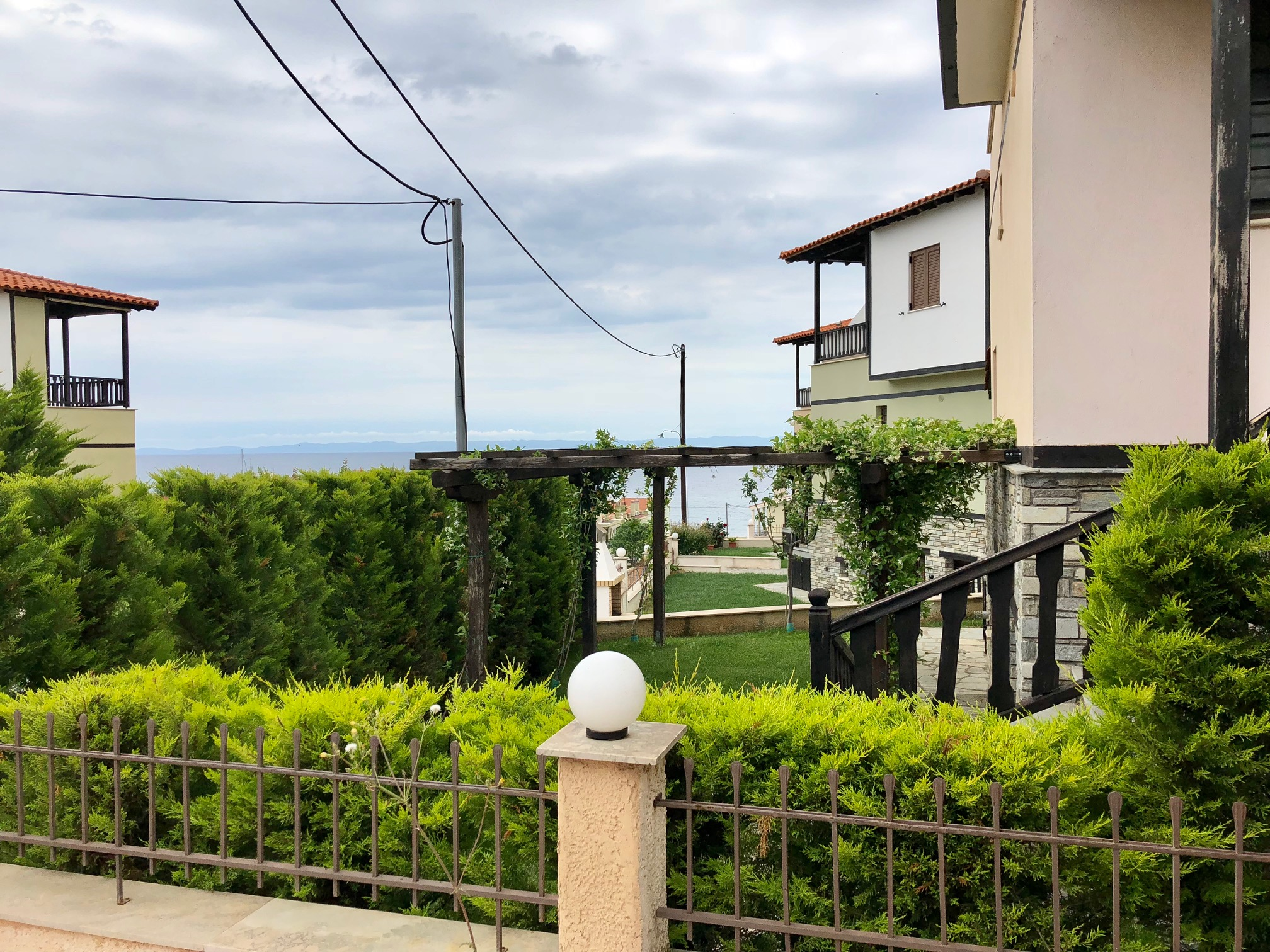 Ipsoma 1, Halkidiki-Sithonia, Greece - fully furnished appartment for sale in Nikiti