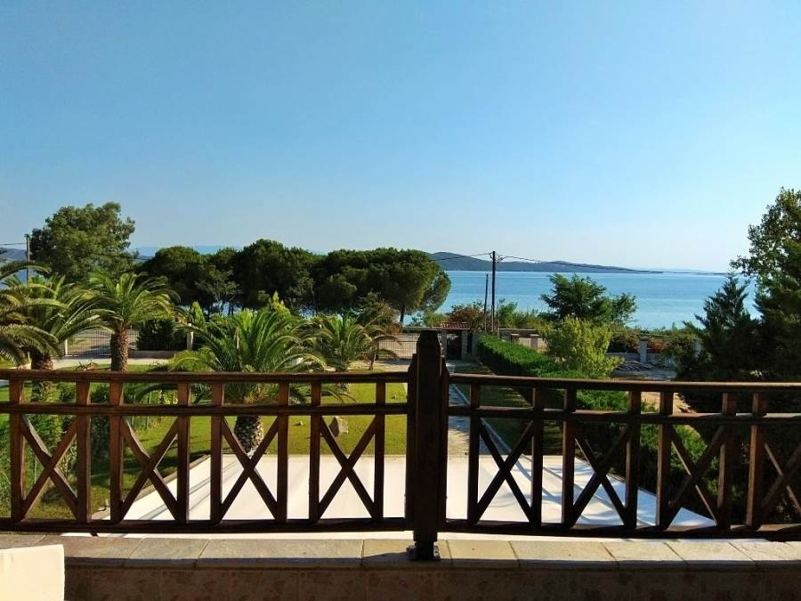 Liogerma 1, Halkidiki-Athos, Greece - beachfront property on the Athos for sale