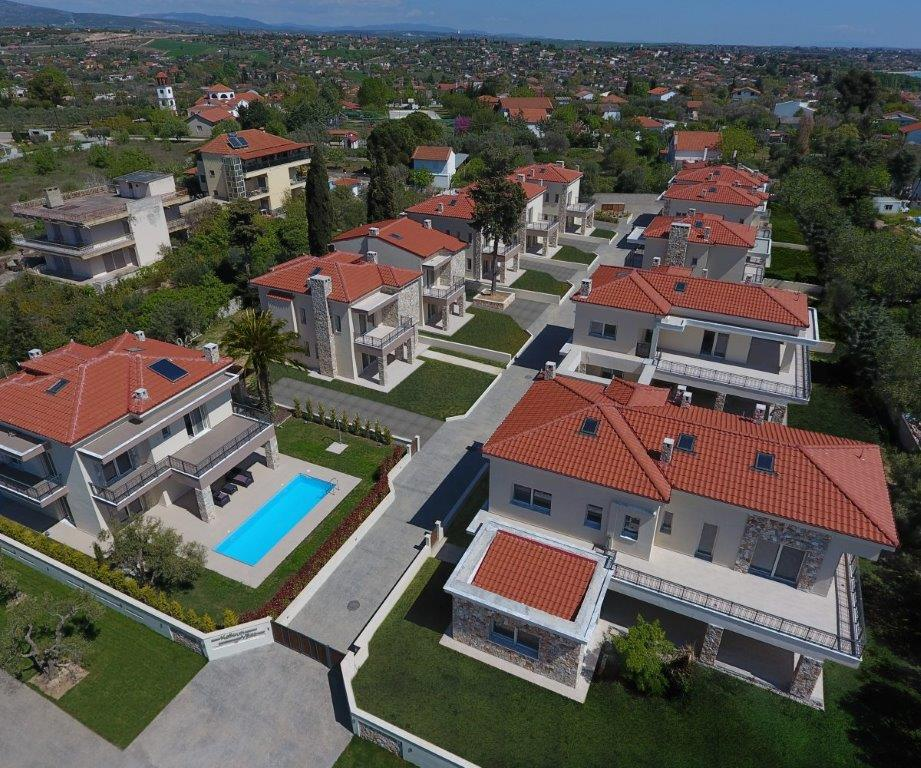 Mesimeri 2, Halkidiki-Kassandra, Greece - modern gated complex by the sea for vacation or rent