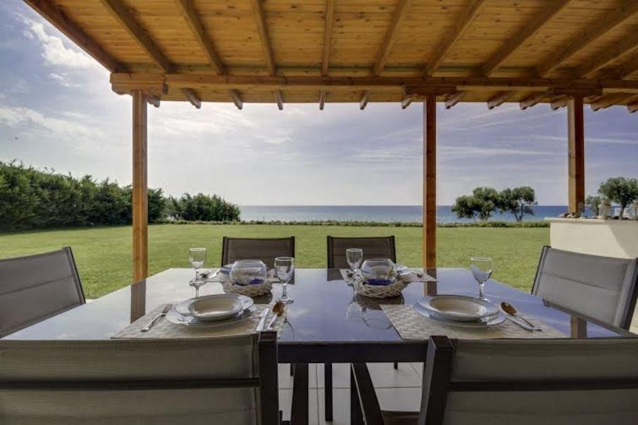 Istio, Halkidiki-Kassandra, Greece - beachfront villas for sale in Halkidiki