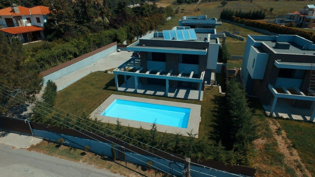 Villa Ergo, Central Macedonia, Greece - villa for permanent residence in Thessaloniki
