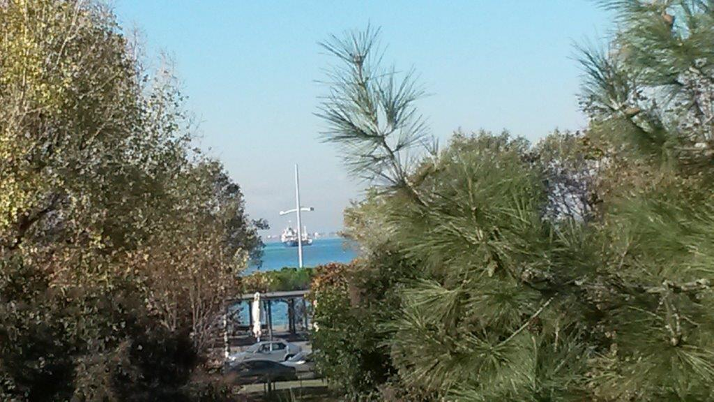 Nea Paralia 1, Central Macedonia, Greece - apartment in Thessaloniki first line to the sea
