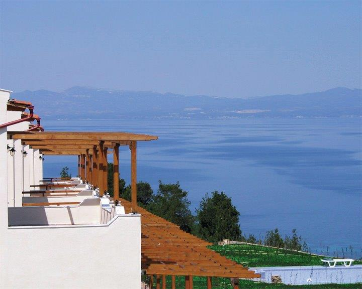 Ermis 4, Halkidiki-Kassandra, Greece - beachfront house for reconstruction