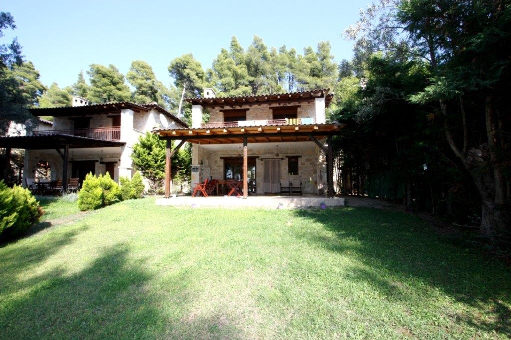 Irida M, Halkidiki-Kassandra, Greece - house with amazing view in the pinetrees