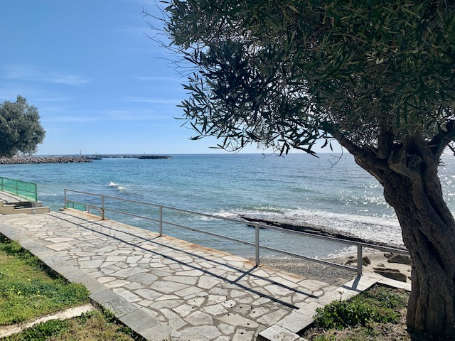 Zukero, Halkidiki-Kassandra, Greece - beachfront apartment for sale