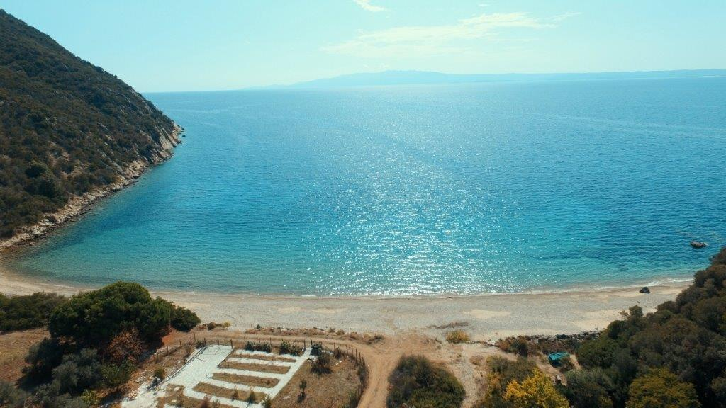 Petalides, Halkidiki-Athos, Greece - bargain price for the cozy house with big plot and stunning views
