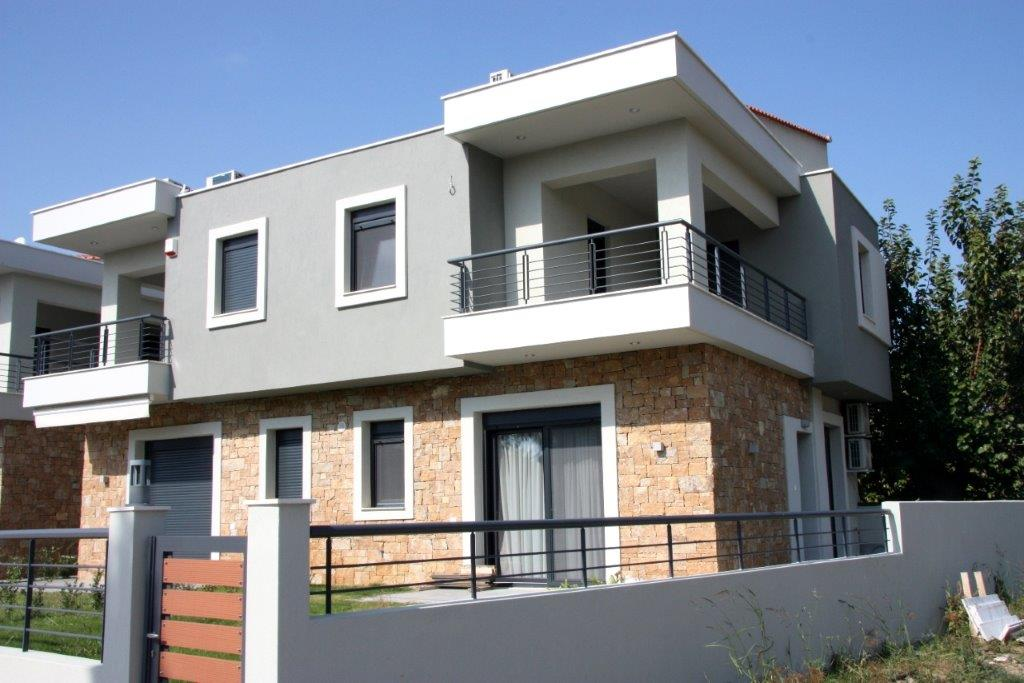Notias, Halkidiki-Sithonia, Greece - new cottages for sale in Nikiti
