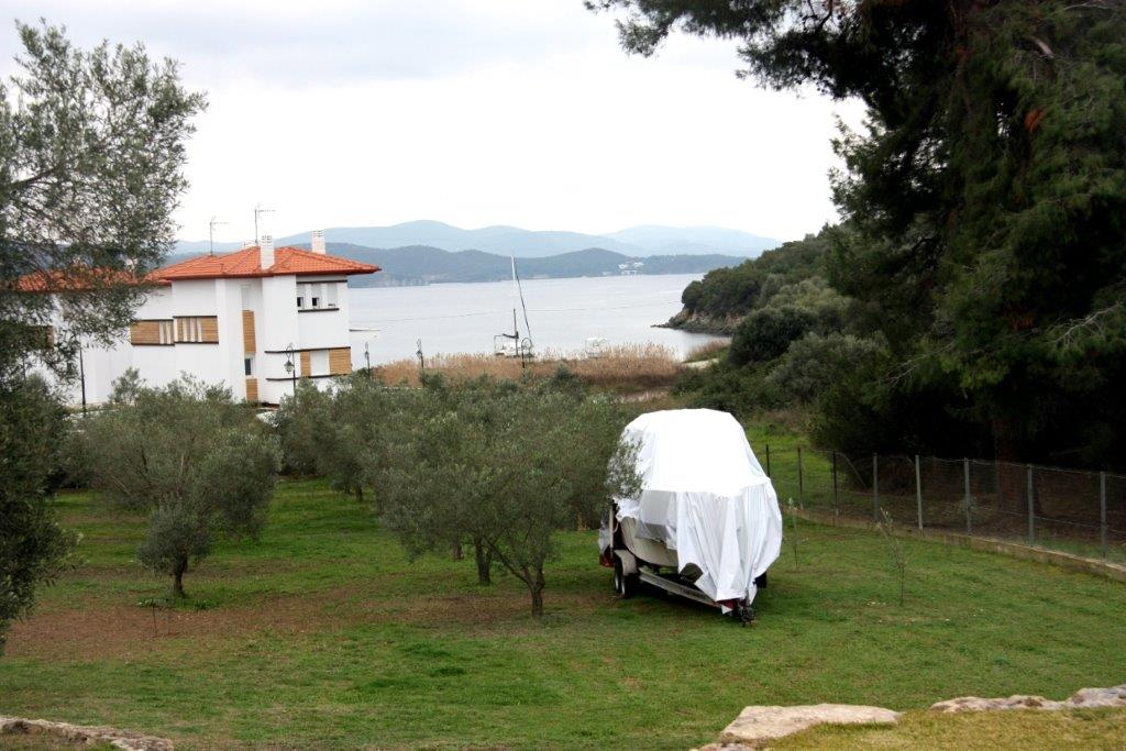 Armandos, Halkidiki-Sithonia, Greece - 2 house in a picturesque bay with 3300m2 plot