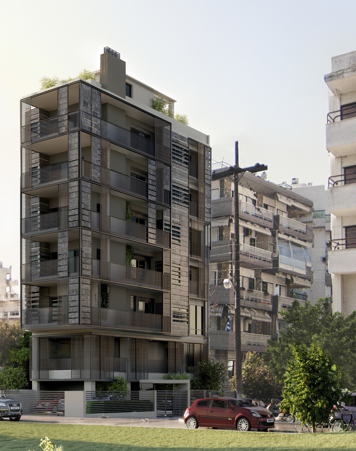 Poli 10, Central Macedonia, Greece - apartments in Thessaloniki for sale