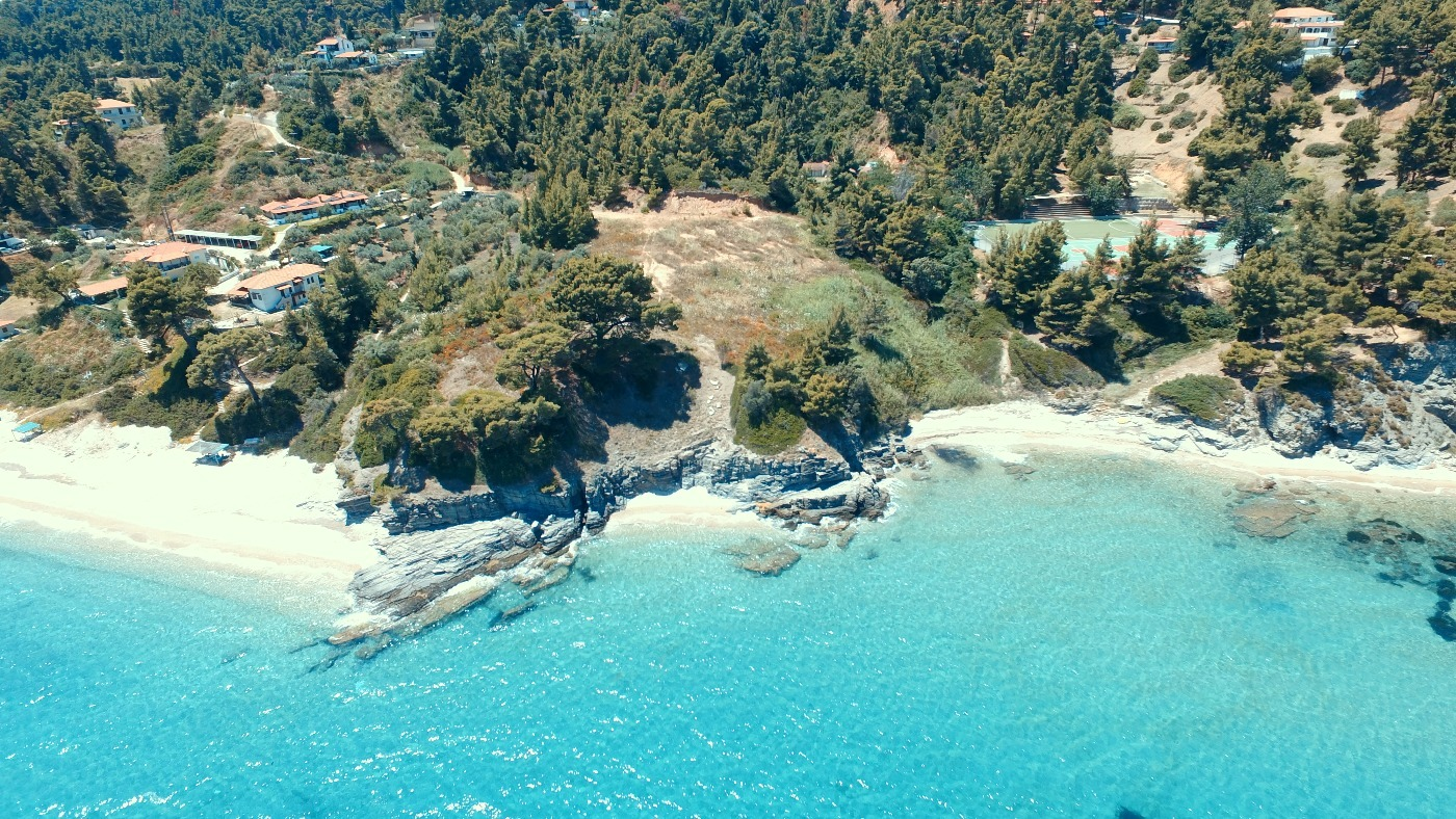 Land plot Sitonia 4, Halkidiki-Sithonia, Greece - picturesque beachfront plot with private beach