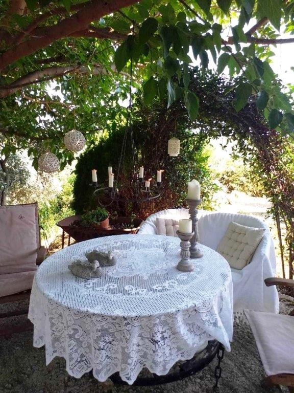 Isabella, Northern Aegean Islands, Greece - cozy rustic villa wth olive groove in Thassos for sale
