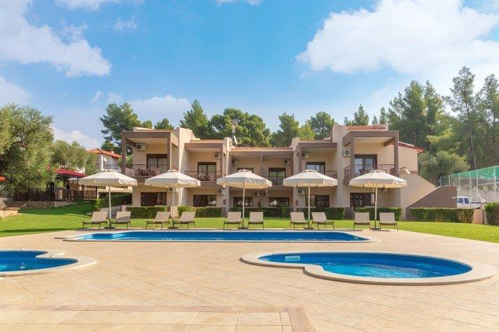 Odyssey, Halkidiki-Sithonia, Greece - hotel for sale in Halkidiki